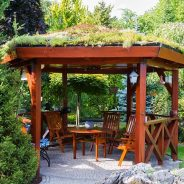 The benefits of installing a pergola in your garden